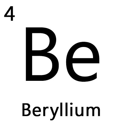 beryllium project Element superhero project every element in the periodic table has unique physical and chemical properties this is due to the unique number of subatomic particles (protons, neutrons, and electrons) found in the.